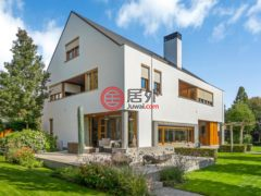 居外网在售荷兰7卧5卫的房产总占地1285平方米EUR 4,500,000