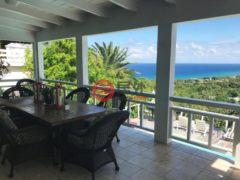 居外网在售美属维京群岛6卧6卫的房产总占地1619平方米USD 945,000
