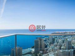 居外网在售摩纳哥摩納哥城4卧4卫的房产