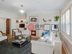 居外网在售澳大利亚悉尼2卧2卫的房产AUD 1,790,000