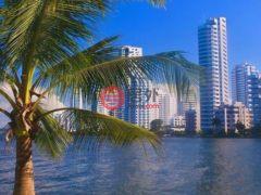 居外网在售哥伦比亚2卧2卫的房产USD 185,900