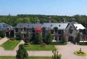 居外网在售美国6卧10卫特别设计建筑的房产总占地93078平方米