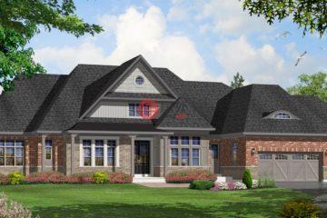 居外网在售加拿大4卧3卫新开发的房产总占地883平方米CAD 561,990