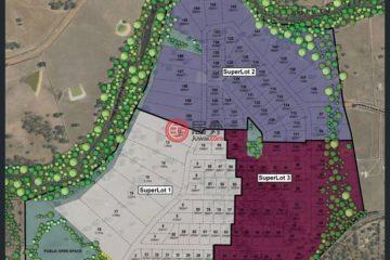 居外网在售澳大利亚BoddingtonAUD 500,000总占地305820平方米的土地