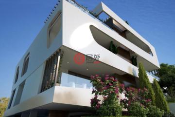 居外网在售塞浦路斯2卧1卫新房的房产总占地142平方米EUR 550,000