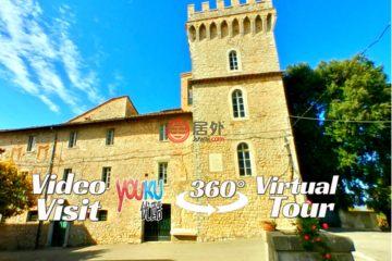 居外网在售意大利99卧99卫局部整修过的房产总占地2999999平方米EUR 8,900,000