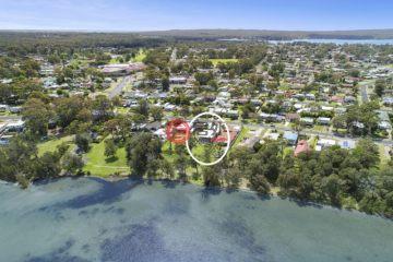 居外网在售澳大利亚桑克图瑞波因特5卧4卫的房产总占地1062平方米