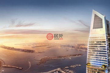 居外网在售阿联酋迪拜新开发的房产USD 1,129,748