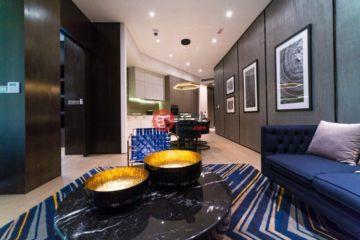 居外网在售马来西亚1卧1卫新开发的房产总占地65平方米MYR 2,116,000