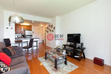 居外网在售美国1卧1卫新房的房产总占地62平方米USD 799,000