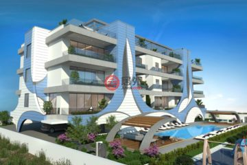 居外网在售塞浦路斯1卧1卫新房的房产总占地72平方米EUR 360,000