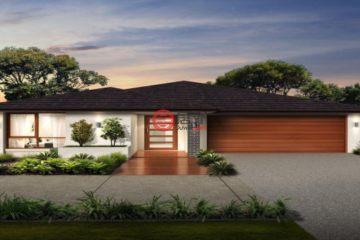 居外网在售澳大利亚4卧3卫新房的新建房产总占地350平方米