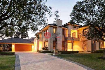 居外网在售澳大利亚珀斯5卧4卫的房产总占地971平方米AUD 3,700,000
