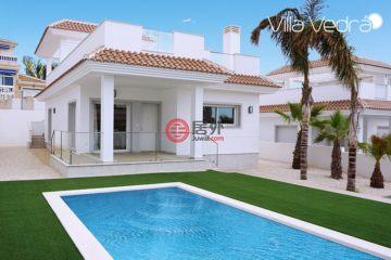 居外网在售西班牙3卧2卫新开发的房产总占地430平方米EUR 350,000