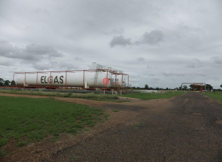 澳洲昆士兰沃伦比拉总占地323700平方米的商业地产