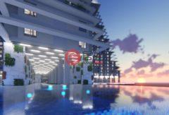 泰国春武里府芭堤雅的新建房产,芭提雅市区泰帕希路 (Thepprasit Road, Central Pattaya),编号44114184