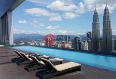 马来西亚吉隆坡的房产,JALAN PINANG,编号44186041