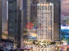 居外网在售阿联酋迪拜2卧3卫的房产总占地93平方米AED 1,854,888