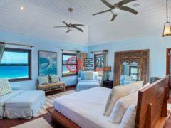 居外网在售英属维尔京群岛Tortola4卧4卫的房产总占地3278平方米USD 1,850,000