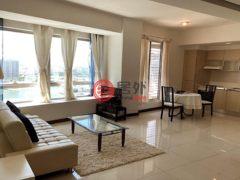居外网在售新加坡1卧1卫的公寓总占地64平方米SGD 1,980,000