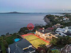居外网在售新西兰奥克兰4卧3卫的房产NZD 8,988,000