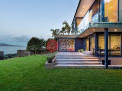 居外网在售新西兰奥克兰4卧3卫的房产总占地1249平方米NZD 7,750,000