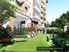 居外网在售菲律宾3卧2卫的新建房产总占地3478.94013888平方米