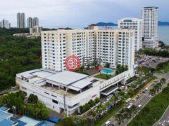 居外网在售马来西亚亞庇3卧2卫的新建房产总占地176平方米