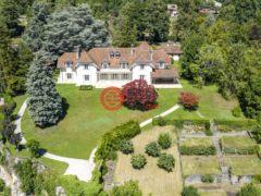 居外网在售瑞士谢布尔7卧8卫的房产总占地6672平方米