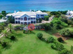 居外网在售百慕达5卧7卫的房产总占地18818平方米USD 19,500,000