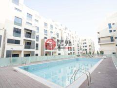 居外网在售阿联酋迪拜1卧2卫的房产总占地760平方米AED 875,000