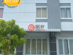 居外网在售柬埔寨Phnom Penh2卧3卫的房产总占地64平方米USD 65,000