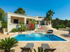 居外网在售西班牙Sant Joan de Labritja的房产总占地5000平方米EUR 2,650,000