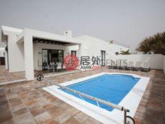 居外网在售西班牙Yaiza的房产总占地390平方米EUR 320,000