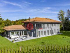 居外网在售瑞士埃帕兰日4卧5卫的房产总占地3151平方米