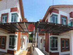 居外网在售马来西亚5卧5卫的新建房产总占地308.62389888平方米