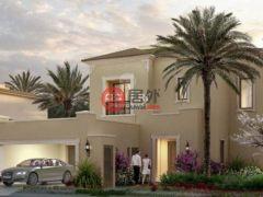 居外网在售阿联酋迪拜3卧4卫的房产总占地205平方米AED 2,299,999