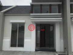 居外网在售印尼2卧1卫的房产总占地108平方米