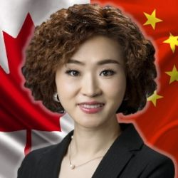 Daisy黄岚 律师出身、资深地产BROKER 副总裁、地产名人堂