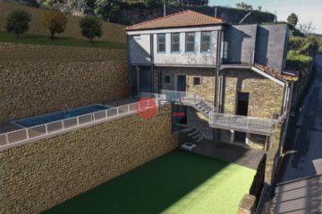 居外网在售葡萄牙Vila Nova de Gaia4卧5卫的房产总占地480平方米EUR 755,000