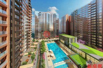 居外网在售中国香港2卧1卫新开发的房产总占地49平方米HKD 8,300,000