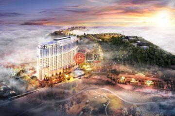 居外网在售越南1卧1卫新房的房产总占地5000平方米USD 217,000