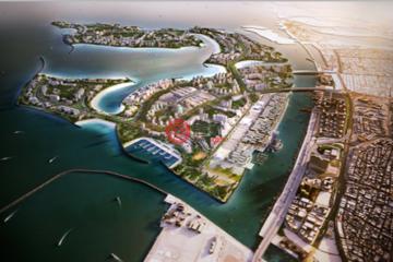 居外网在售阿联酋迪拜总占地15000平方米的商业用地