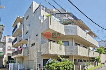 居外网在售日本Tokyo1卧1卫的房产总占地20平方米JPY 12,500,000