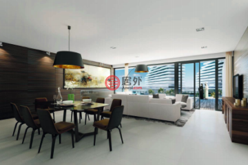 居外网在售阿联酋3卧新开发的房产总占地322平方米AED 4,342,800