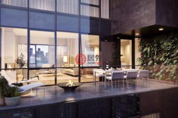 美国房产房价_纽约州房产房价_曼哈顿房产房价_居外网在售美国曼哈顿2卧3卫新开发的房产总占地121平方米USD 2,200,000