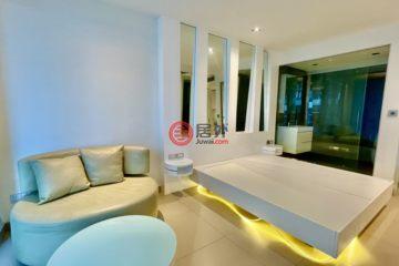 居外网在售泰国1卧1卫新开发的房产总占地34平方米