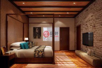 居外网在售日本Osaka3卧1卫的房产总占地4平方米JPY 60,000,000