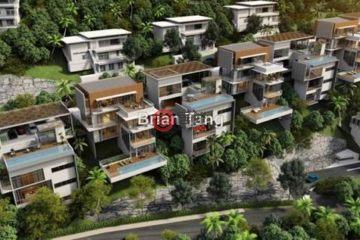 居外网在售马来西亚吉隆坡5卧5卫的房产总占地678平方米MYR 5,400,000