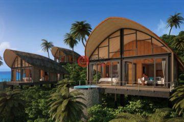 居外網在售泰國1臥1衛新房的房產總占地65平方米THB 5,900,000